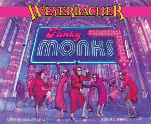 Weyerbacher Brewing Funky Monks